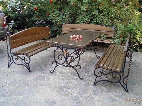 Садовая мебель №01