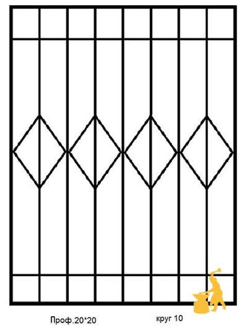 Решетки №05