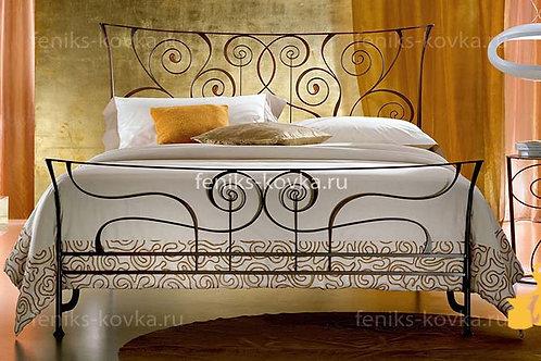 Кровать №17
