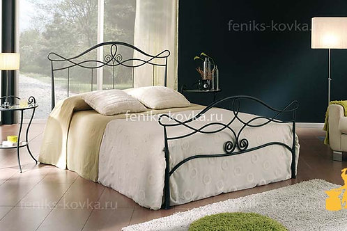 Кровать №09