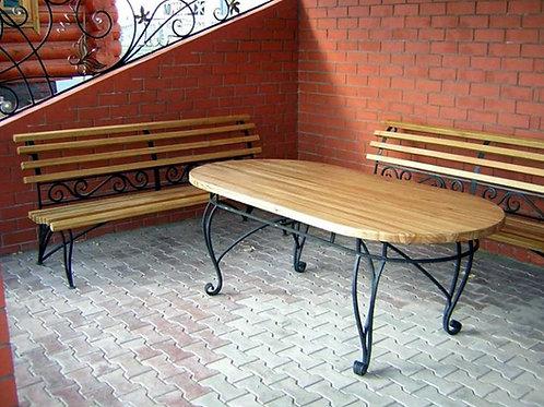 Садовая мебель №02