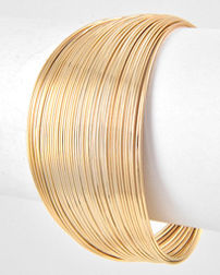 fashion jewelry, gold tone bangle, spring jewelry, summer jewelry, statement bangles