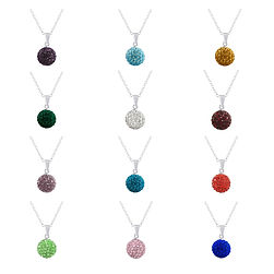 crystal pendants, silver pendants, crystal jewelry,