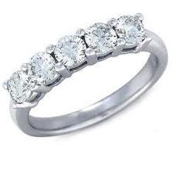 ladies diamond wedding band, diamond wedding band, prong set wedding band, prong set diamond band, white gold diamond band,