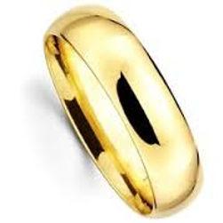 yellow gold wedding band, wedding bands, gents wedding bands, mens bands, comfort fit wedding bands, polished band, plain wedding bands,