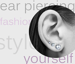 ear piercing, free with purchase, earrings, hypoallergenic,