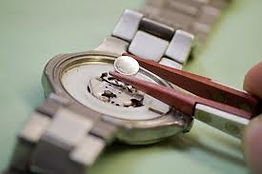 watch batteries, batteries, link removal, watch repair estimates, FREE estimates, watch bands, pins