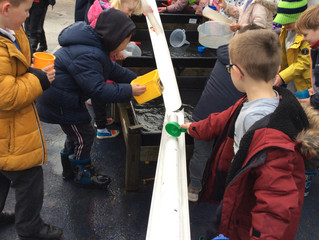 Blackmoor Park's Outdoor Learning Day