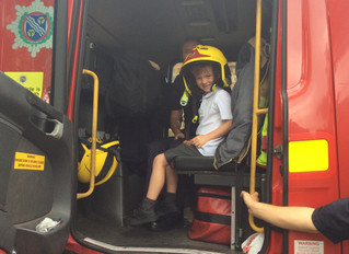 Fire Engine Fun!