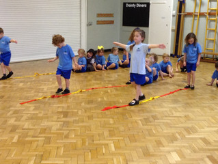 Hazels PE Superstars!