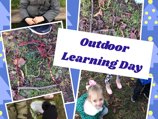 Outdoor Learning Day!