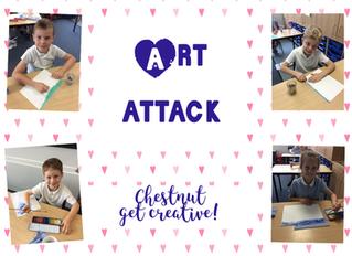 Chestnut Get Creative