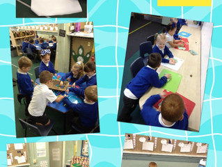 """Reception Exploring Number Sense"""