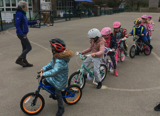 Willow class cycling fun