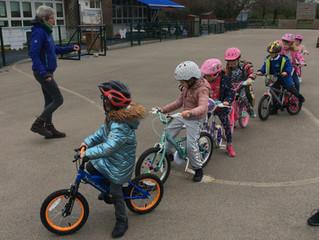 Willow class cycling fun