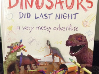 It was the Dinosaurs