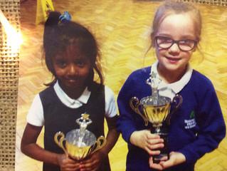Kindness Trophy Award Winners
