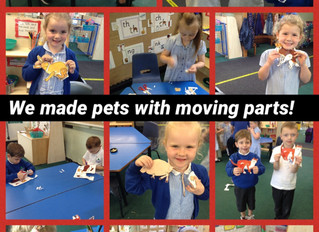 Reception love their pets!