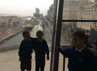 Trip Day to the Museum with Pine Class!