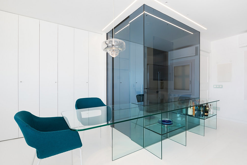 Glass Apartment