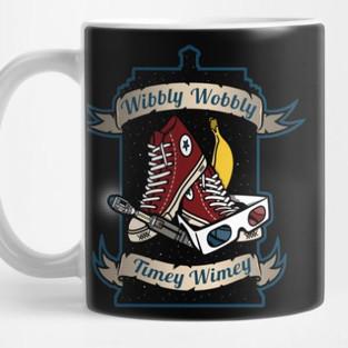 Wibbly Wobbly Mug