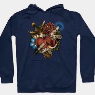 All Of Time And Space Hoodie