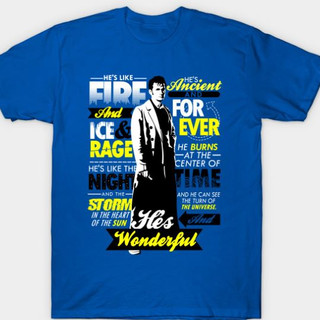 Tenth Doctor Quote Tee