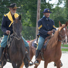 Buffalo Soldiers Cavalry  9th & 10th