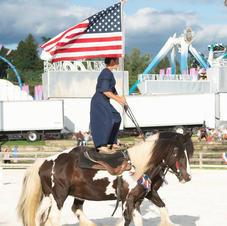 Sadie Fisher  Roman Riding