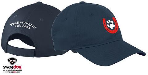 Navy logo hat