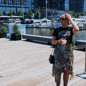 Steal My Style: Wharf Walking ⚓️
