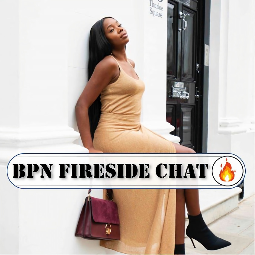 BPN Fireside Chat: with Bola Sol - Free Webinar
