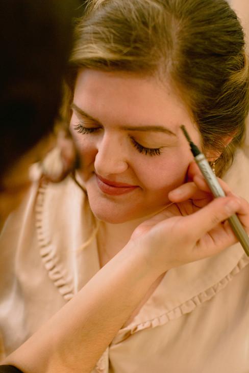 Maquillage mariage Paris