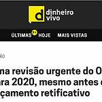 Newspaper Dinheiro Vivo