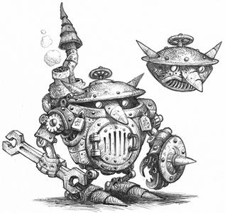Clockwork Gremlin