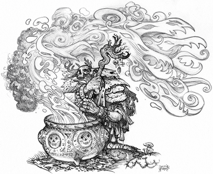 Troll Witch