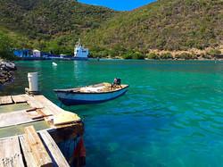 Virgin Islands karen calandra