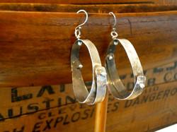 handmade sterling earrings calandra