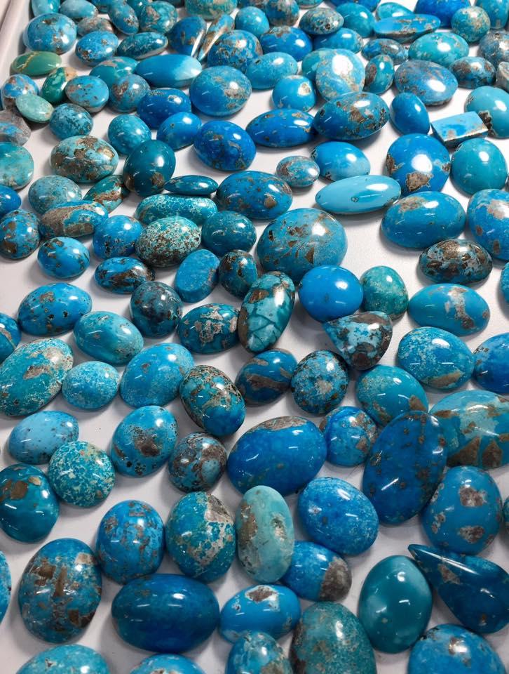 turquoise gemstones karen calandra