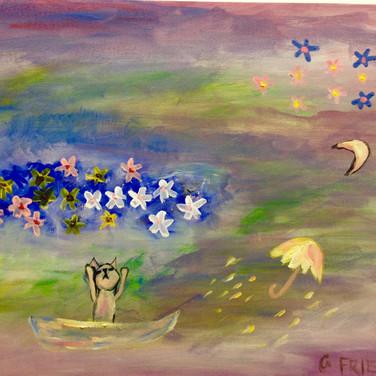 Flower Cloud Dream
