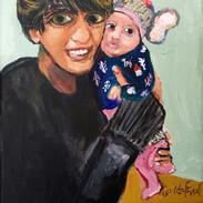 """MAMA AND BABY"""