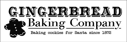 GINERGERBREAD BAKING CO.