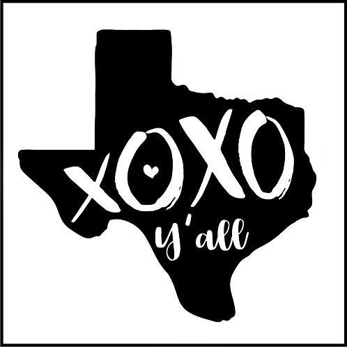 XOXO Y'ALL