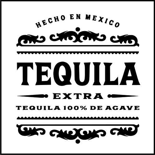 TEQUILA BADGE