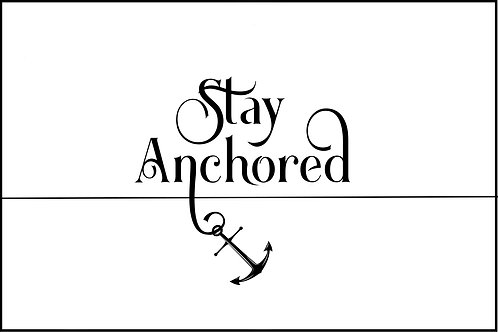 STAY ANCHORED STEP STOOL