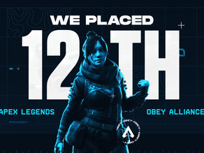 Congratulations to our pro team making it into the grand finals of the ALGS Championship!