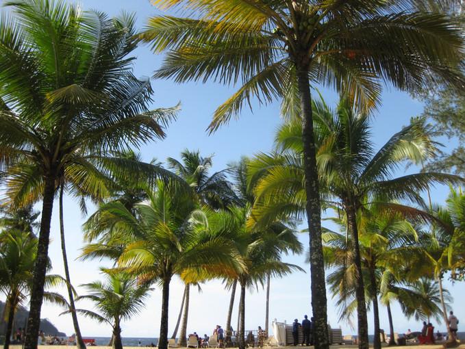 Now this is Maracus Beach