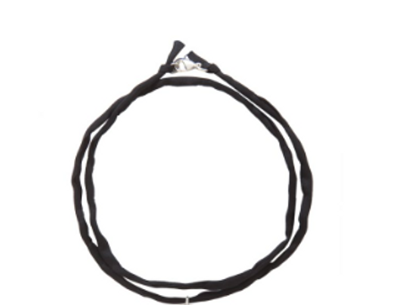 EYE SILK CORD NECKLACE/BRACELET
