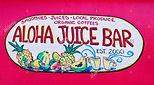 Kealani Aloha Juice bar