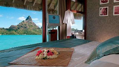 Bora Bora Spa Room